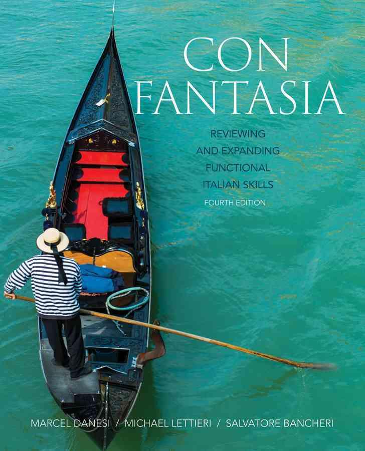 Con Fantasia By Danesi, Marcel